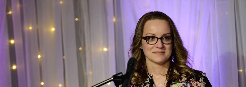 Nicole Radfelder, Role Model Award Winner