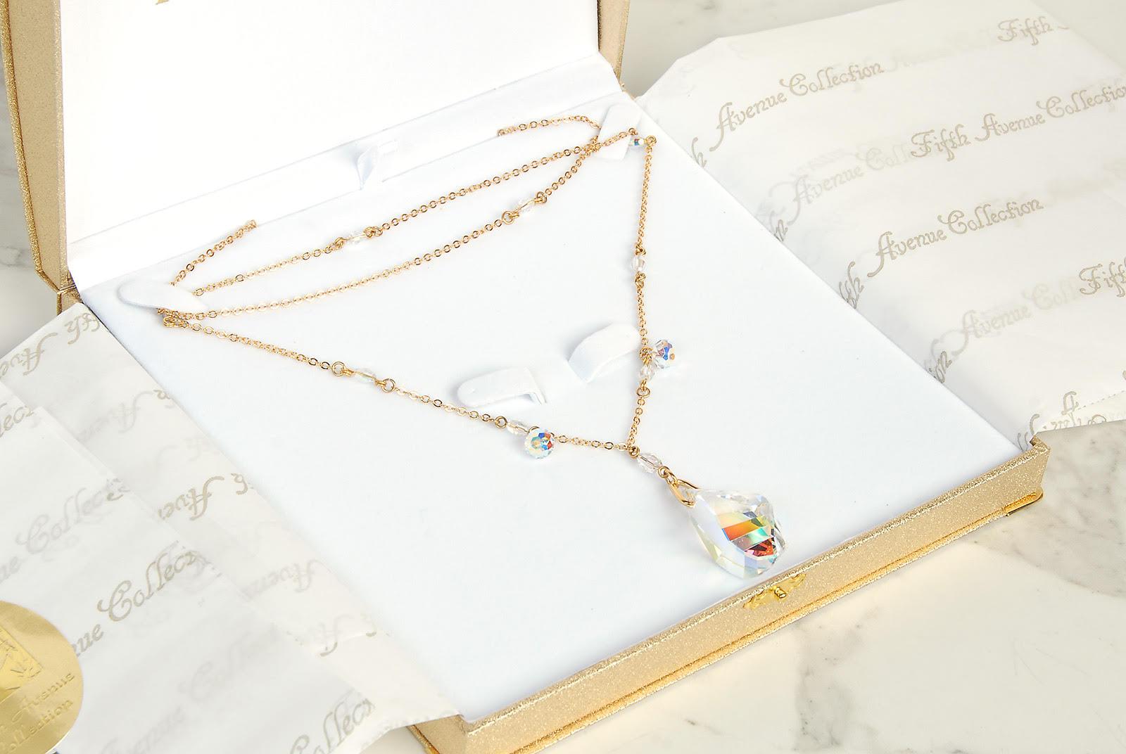 Exclusive Fifth Avenue Necklace
