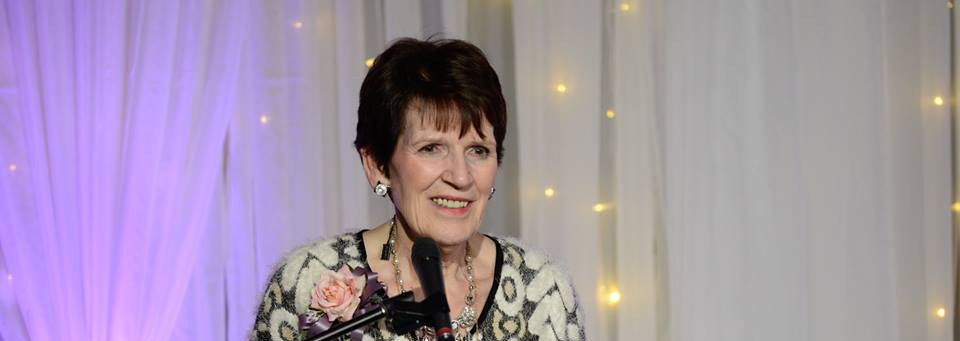 Betty Butler 2019 PRISM Lifetime Achievement Recipient