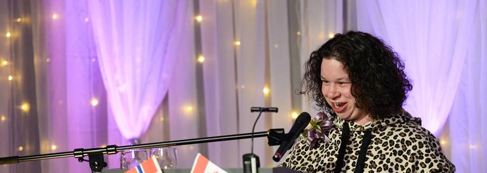 Emmy Barr, Perseverance Award Winner