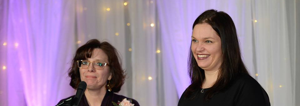 Crystal Froese Introduces Norway Deputy Mayor Linda Otnes Henriksen