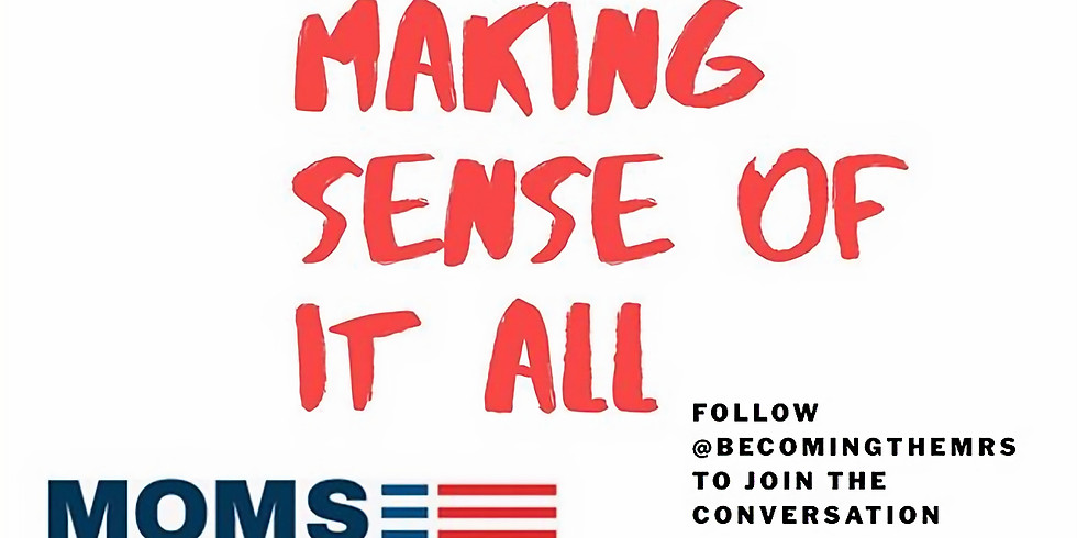 Making Sense of It All Instagram Live Chat