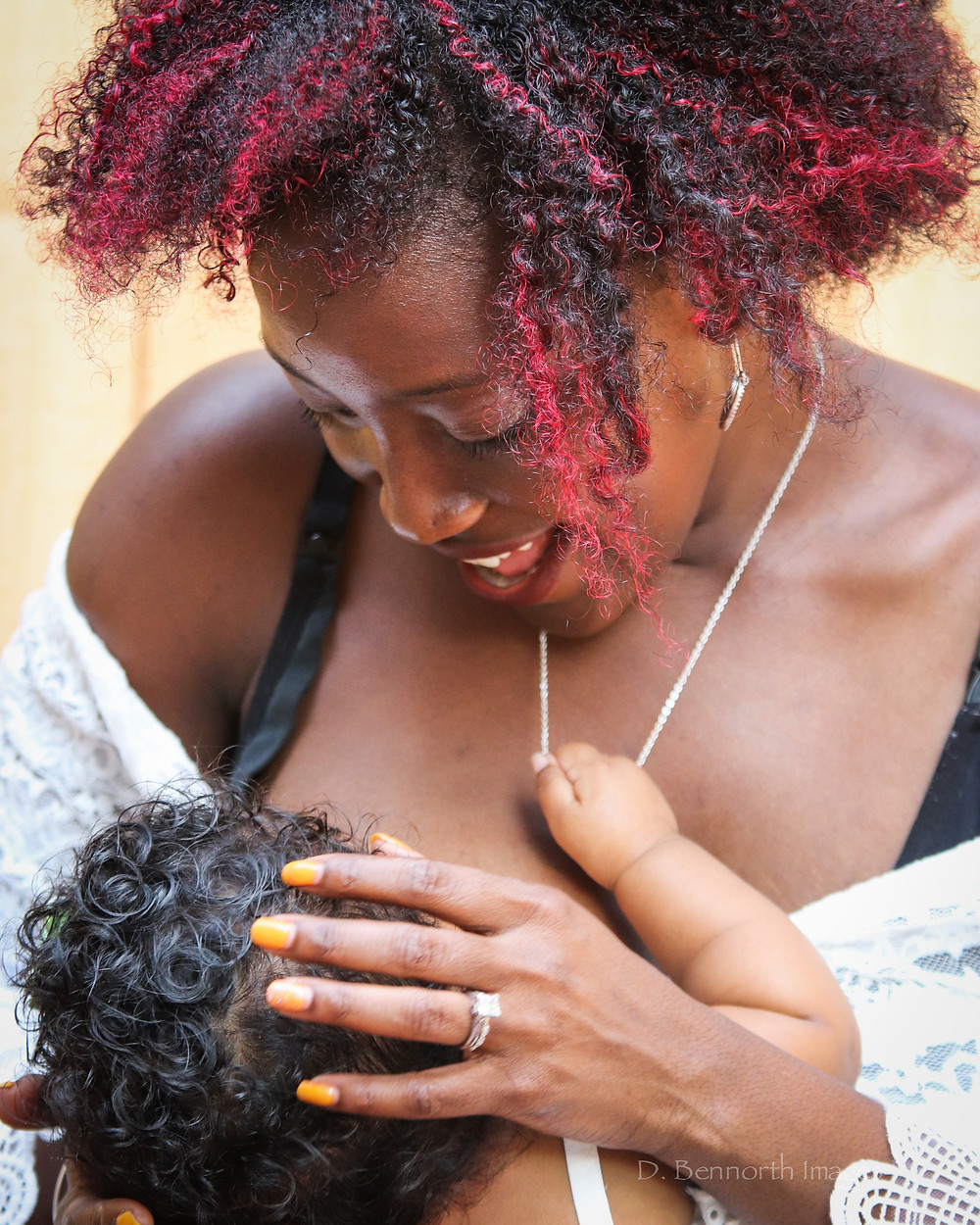 Breastfeeding has been such a beautiful and rewarding journey