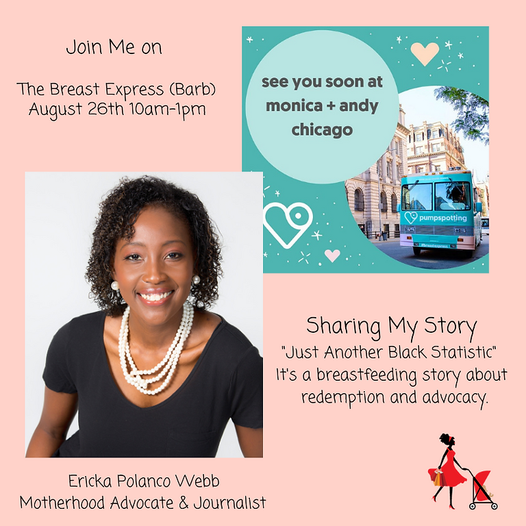 Sharing My Story Onboard The Breast Express