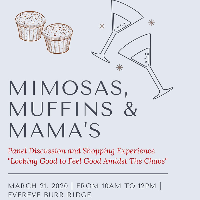 Mimosa's, Muffins & Mama's: Panel Discussion & Shopping Experience