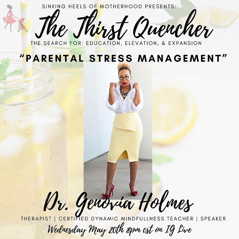 Parenting Through Stress