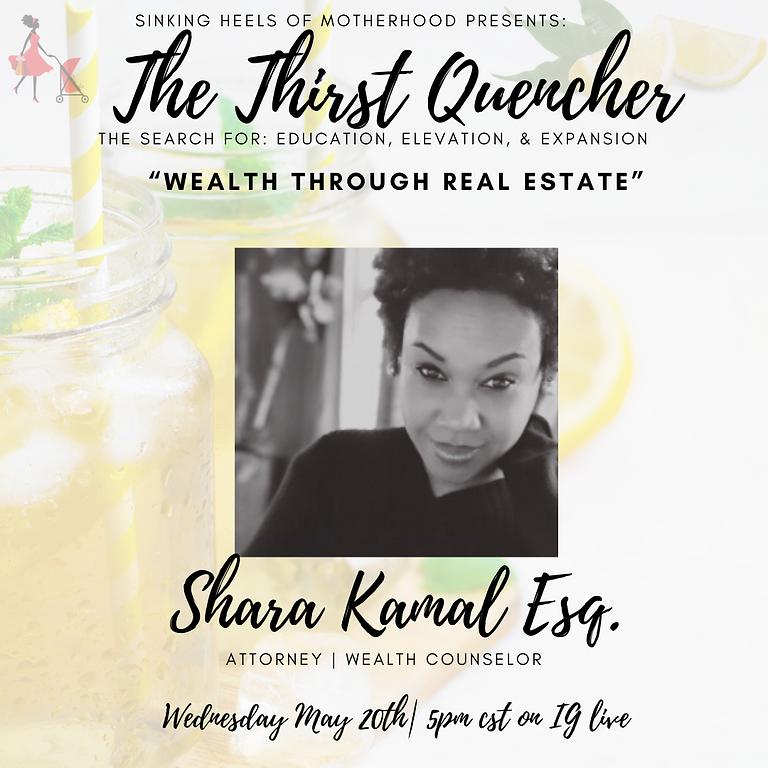 IG Live Candid Conversation: Wealth Through Real Estate
