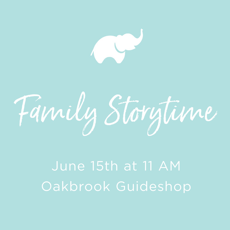 Family Storytime at Monica + Andy Featuring Children's Book Author Tracie Main