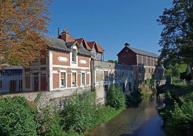 Anciennes tanneries et musée du cuir, Château-Renault