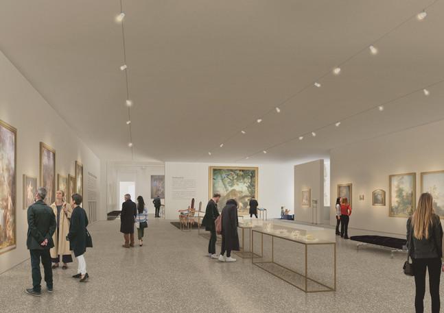 Politique de médiation culturelle au futur musée des beaux-arts, Reims