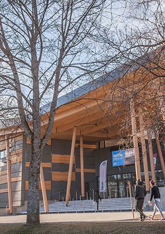 Etude d'opportunité pour la création d'un espace d'expositions, Palais de Megève