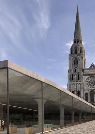 Etude de faisabilité du futur Centre d'interprétation de la Cathédrale, Chartres
