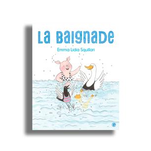 La baignade d'Emma Lidia Squillari