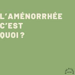 Aménhorrée 1