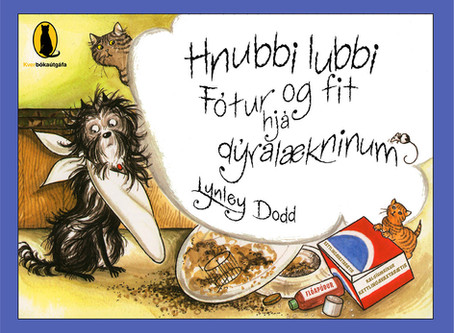 Hnubbi lubbi: Fótur og fit hjá dýralækninum