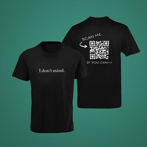 Canna Land - Scan Me If You Canna T-Shirt