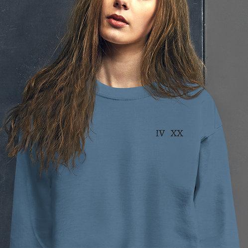 IV XX Embroidered Sweatshirt