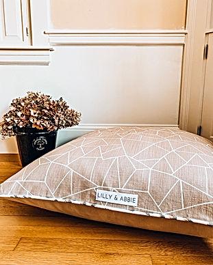 Custom floor Pillow