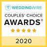 2020 Weddingwire Couple's Choice Award.p