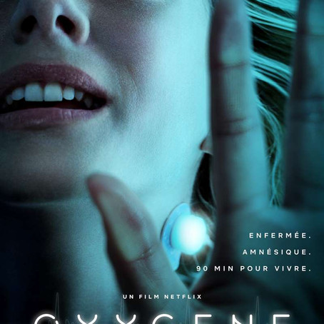 Oxygen Movie Review - Trapped in a Box
