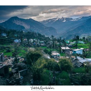 Sari Village view