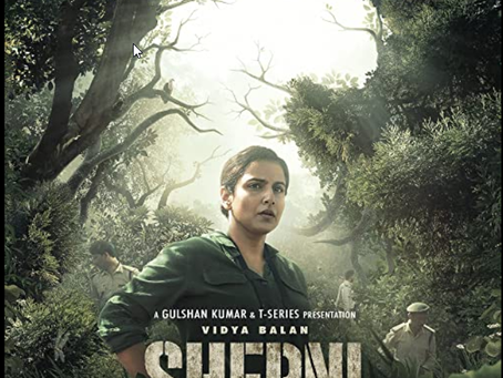 Sherni Movie Review - Laws Of Nature