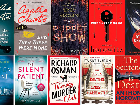 My Favourite Whodunit / Howdunit Reads - Part 1