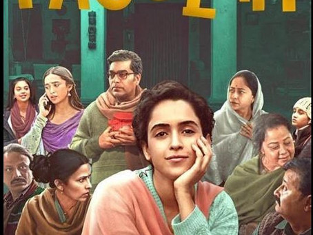 Pagglait Movie Review - Death is not the end