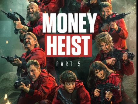 La Casa de Papel Season 5 Volume 1 Review - Let There Be Carnage