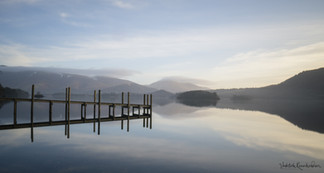 An early morning reflection - Lake District