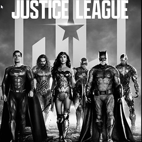 Justice League 2021 Movie Review - An  Ultimate Reward