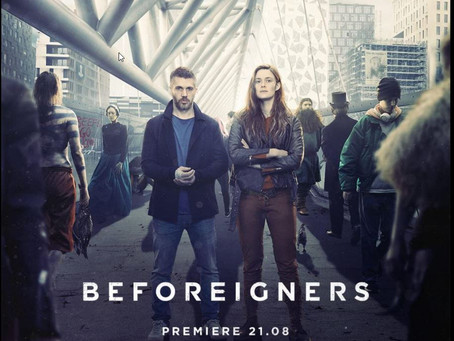 Beforeigners TV Series Review - A multi-temporal society