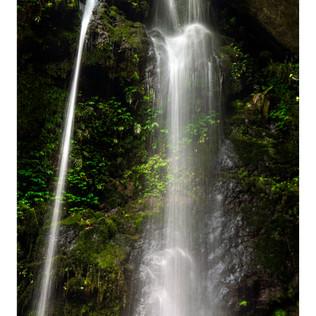The waterfall in Jibhi