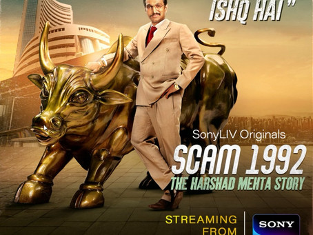 Scam 1992 TV Series Review - In The Business Of Creating Wealth
