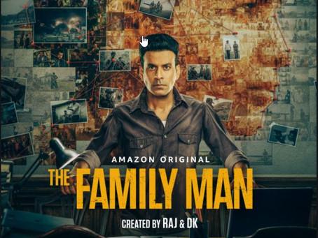 The Family Man Season 2 TV Series Review - A Boring Sequel
