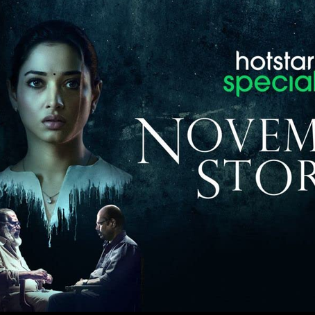 November Story TV Series Review - I know what you did on 16th November