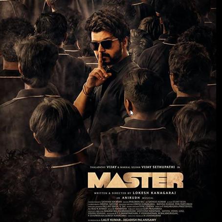 Master Movie Review - Kaduppu Da!!!