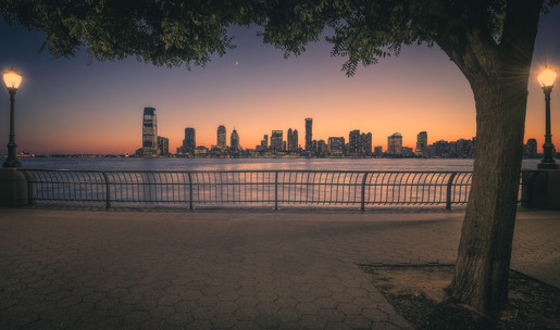 An evening in NY