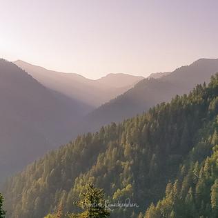 Jibhi Sunrise