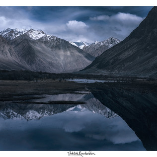 A Valley enroute to Nubra