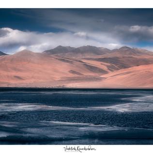 Tso Morri Lake
