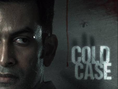 Cold Case Movie Review - Frozen to Death