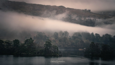 Another misty morning walk in Lake district