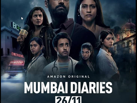 Mumbai Diaries 26/11 TV Series Review - Together We Fight