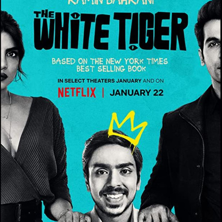 The White Tiger Movie Review - A questionable tale of morality