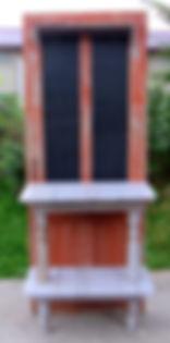 Old Door Table/Display Shelf