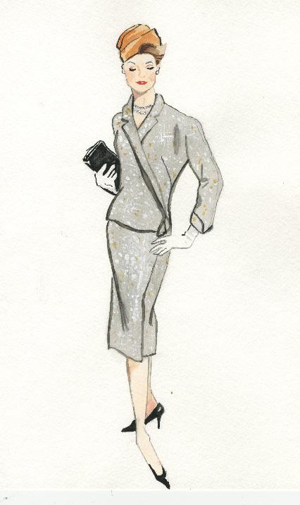 1940s pattern copy