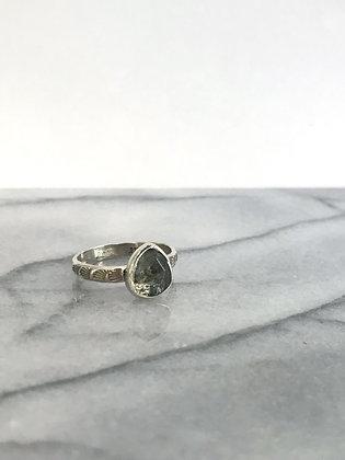 *Made to Order* Aquamarine Ring