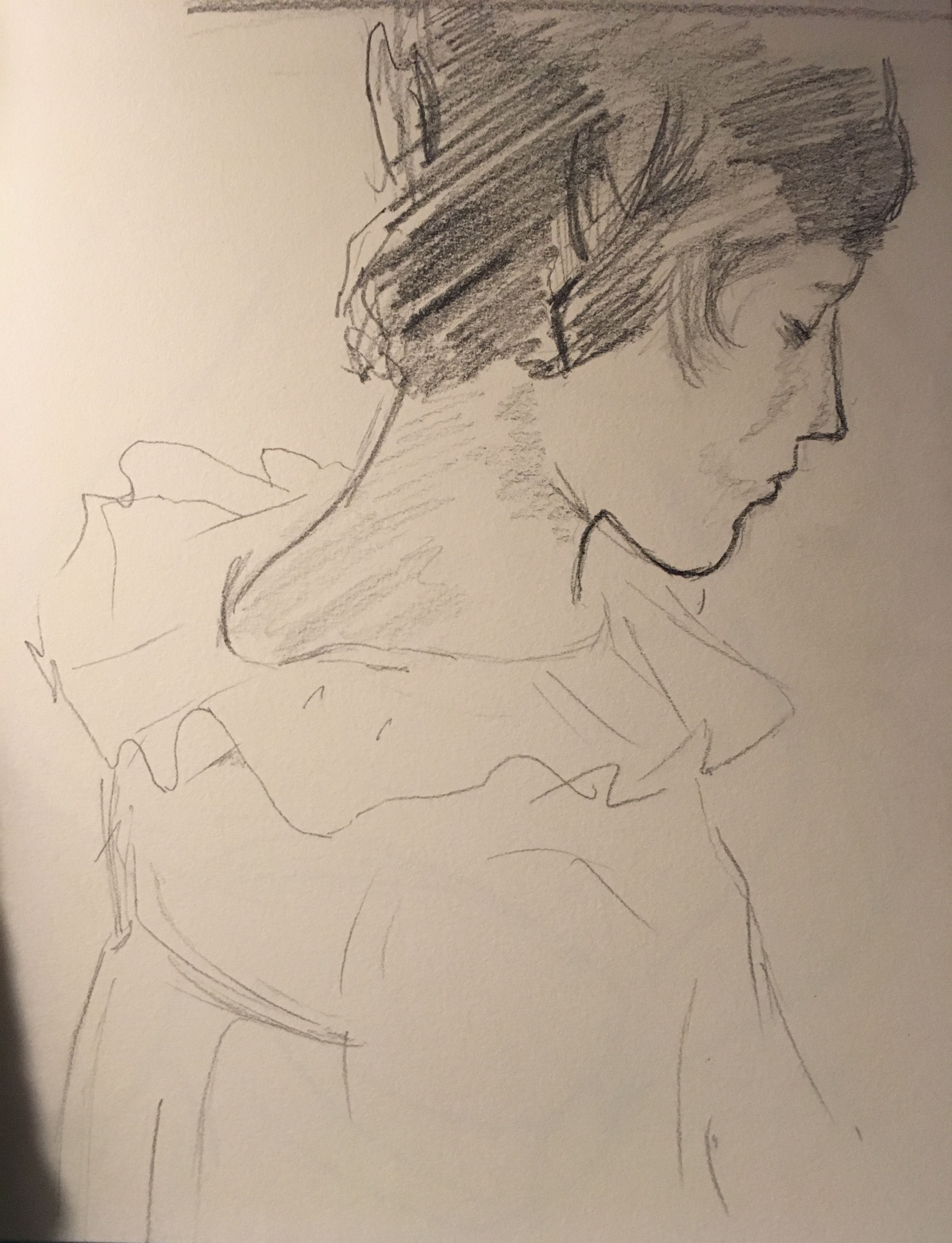 Copy of Sargent study