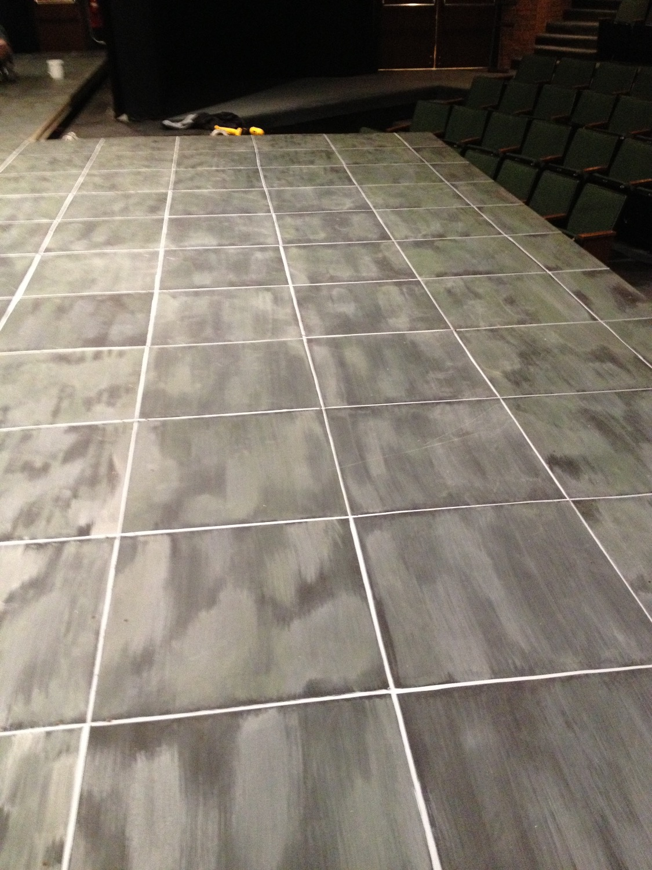 """Good People"" floor"